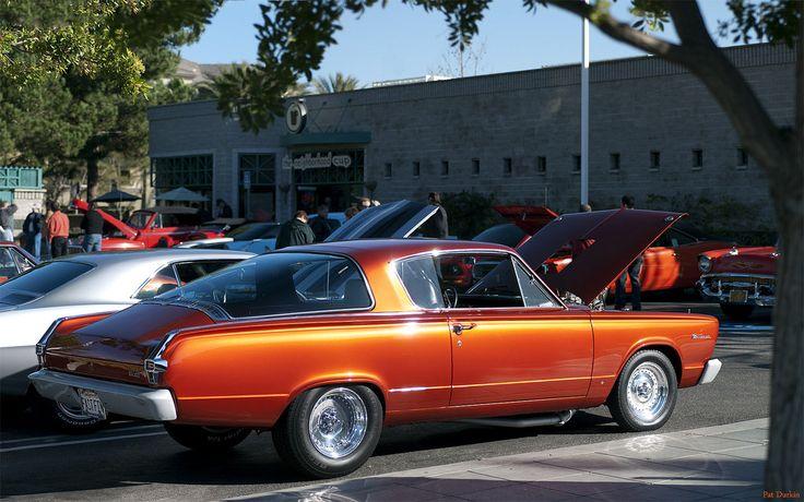 1966 Plymouth Barracuda - hotrod - rvr | by Pat Durkin OC