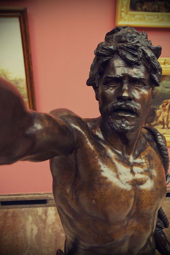 Pius Weloński, Gladiator, 1881