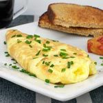 From the American Omelettes Breakfast Recipe Collection. A quick tutorial on making a fast omelet.  Only three ingredients required.