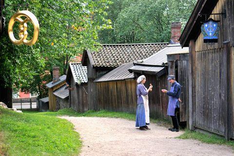 Museum Centre of Turku, Luostarinmäki Handicrafts Museum