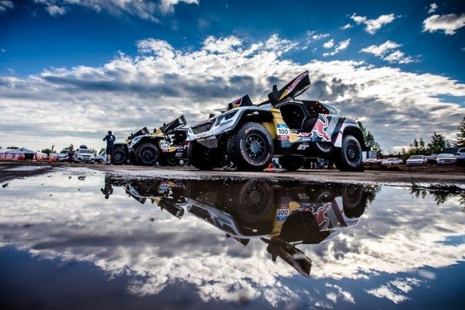 Peugeot, ormai è dominio al Silk Way Rally