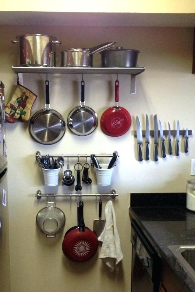 ikea kitchen wall organizer kitchen organizers wall pantry ...