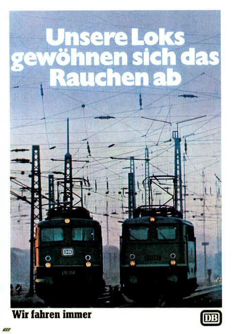 Bildbeispiel (3) aus Walz, Werner: Die schönen Plakate der Deutschen Bundesbahn. Boldt Verlag : Bonn 1971 (Dumjahn-Nr. 0004460)