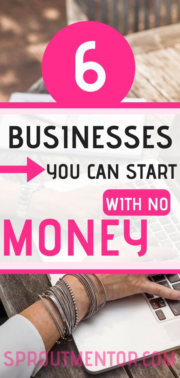 The 6 Best Online Businesses To Start With No Money – Lana |Beauty, Fitness & Mommin
