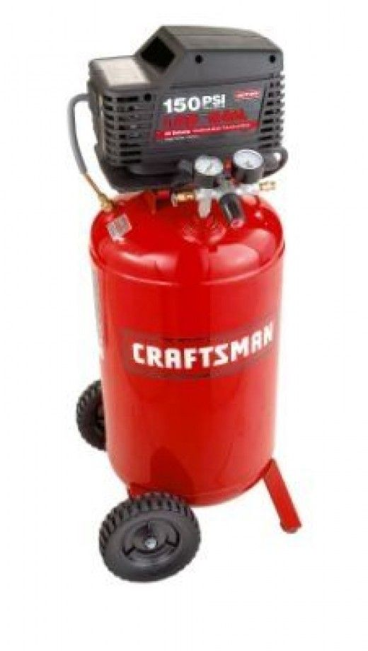 Instructional Hub on how to repair your Craftsman Air Compressor. This information may be relavent for repairing other air compressor brands as well.