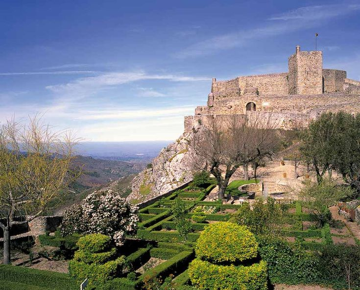 Marvao Castle Portugal