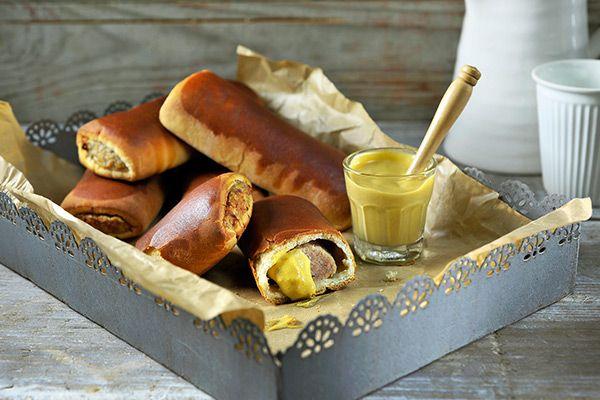 Philips Chef - Brabantse Worstenbroodjes