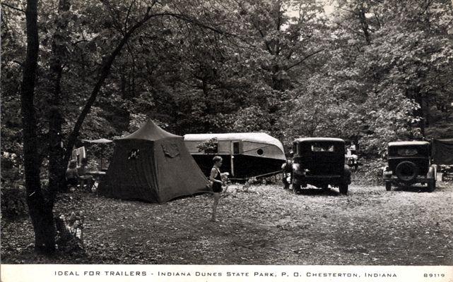 1930s Indiana Dunes