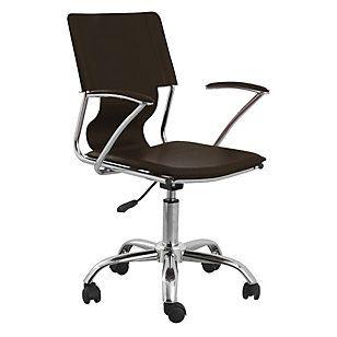 Asenti Silla de escritorio recta con brazos