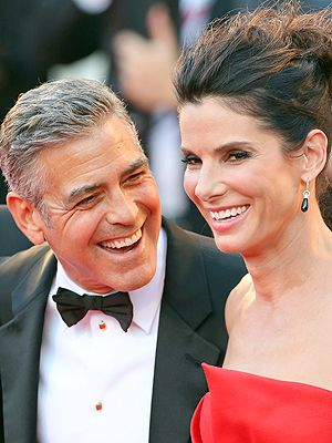 Sandra Bullock Reveals the Prank George Clooney Played That Ruined Her Dress