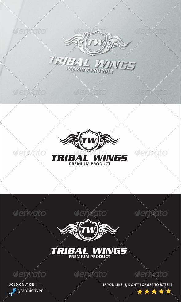 Tribal Wings Logo - Download…