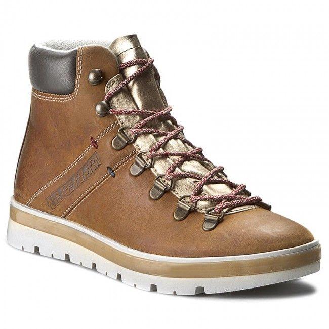 Trekkingová obuv NAPAPIJRI - Lykke 13741536 Tan N44