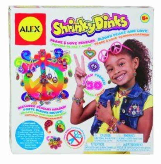 Checkout this amazing product Alex Peace and Love Jewelry: Toys