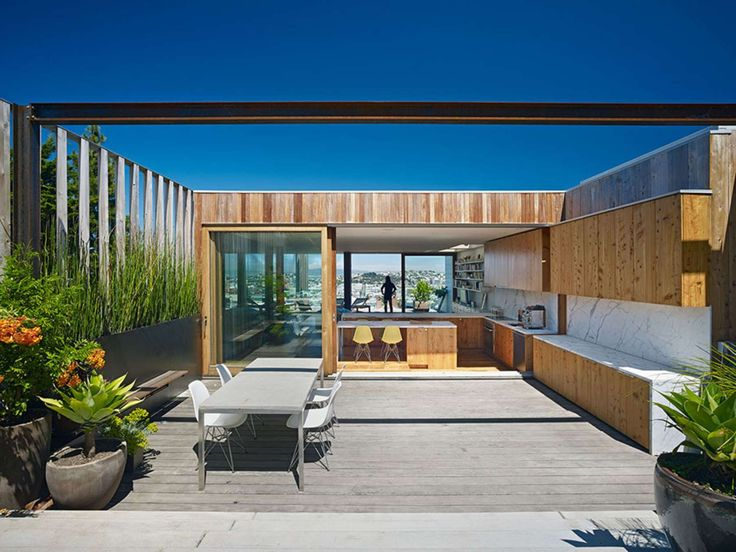San Francisco's Insane Hills Are No Match for This House - Architizer