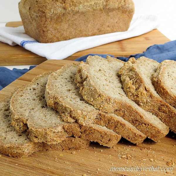 how to make yeast bread with almond flour