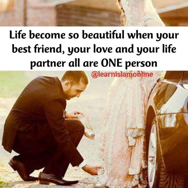 10 Islamic Quotes About Life Partner Life In 2020 Love Quotes