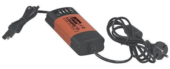 Nabíječka baterií, gelových baterií Telwin T-Charge 12, 12 V/4 A Autobaterie - Autodoplňky - Autosklo