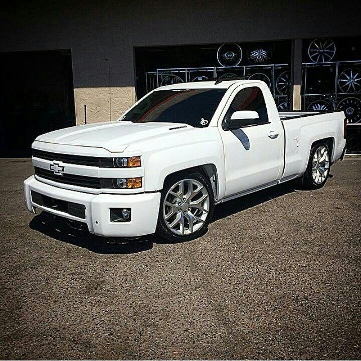 Salem Chevrolet: 23 Best Images About Lowered Silverado On Pinterest