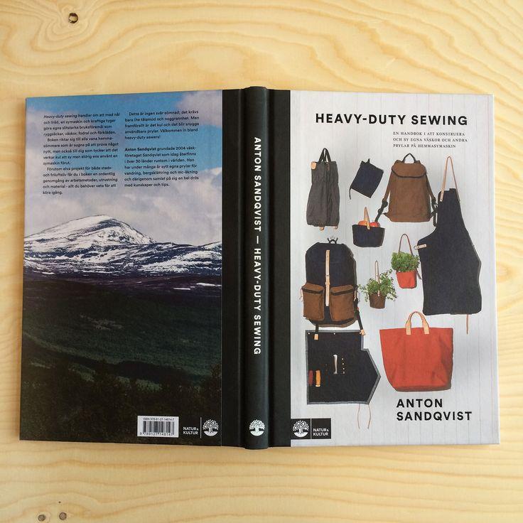 Heavy-duty sewing handlar om att med nål och tråd, en symaskin och kraftiga tyger göra egna praktiska, slitstarka bruksföremål som ryggsäckar, väskor och