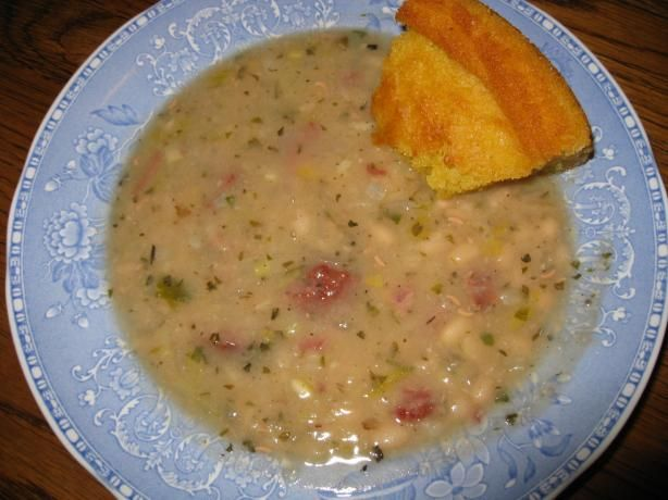 Senate Bean Soup. 42 reviews. I personally leave out the nutmeg. Add ...