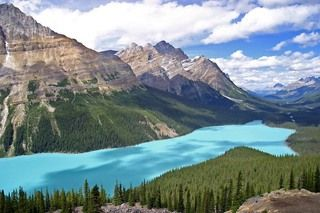 Banff, Jasper en Yoho NP - Canadese Rockies pur sang