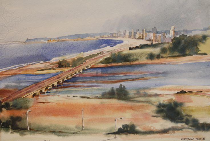 Umgeni River , Durban  SOLD