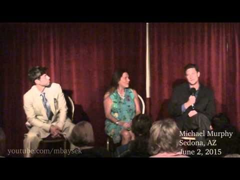 Michael Murphy UNConventional Shade of Grey Film Trailer Unveiling and P...