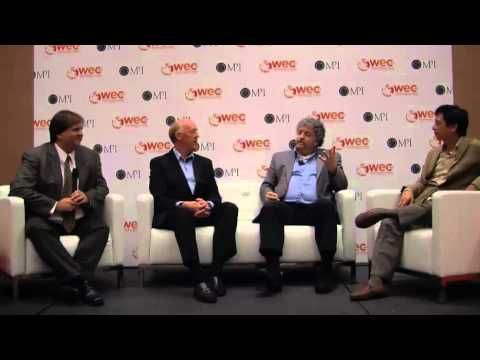 Meeting Focus Interview, July 2013 at the MPI WEC: Meetings Technology Trends with Corbin Ball, Jim Spellos and John Chen