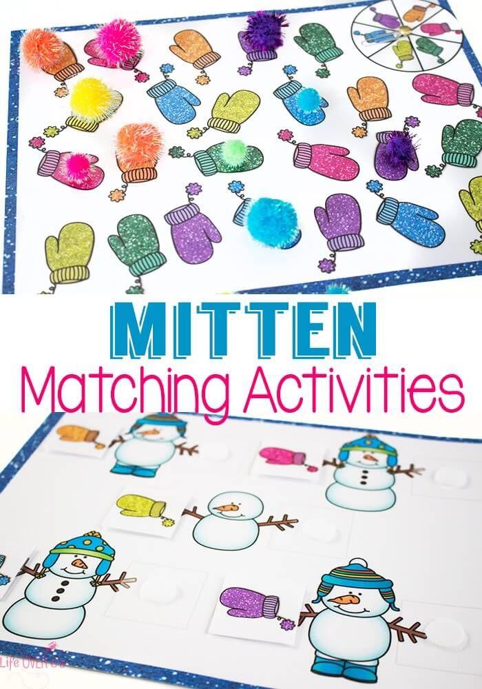 46 best Hivern images on Pinterest | Preschool activities, Winter ...