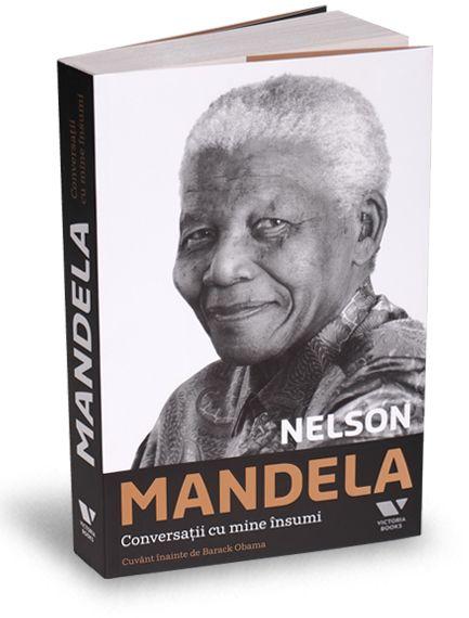 Un jurnal intim de la primele treziri ale conştiinţei sale politice până la rolul său catalizator de pe scena internaţională, Conversaţii cu mine însumi reprezintă o rară ocazie de a petrece timp cu omul Nelson Mandela, în felul său caracteristic de a fi: direct, clar, intim.
