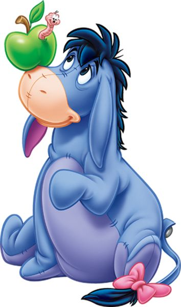 Eeyore Free PNG Picture