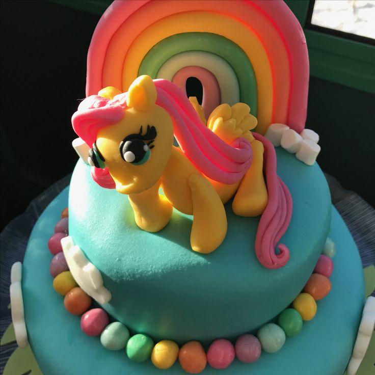 My little pony fondant