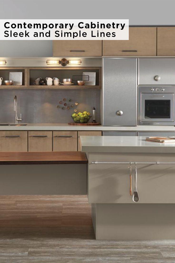 51 best Kitchen Craft Cabinetry images on Pinterest   Kitchen ...