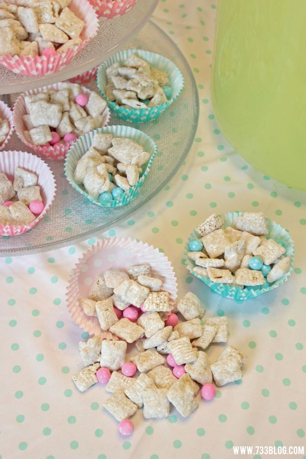 Cute Baby Shower Recipes
