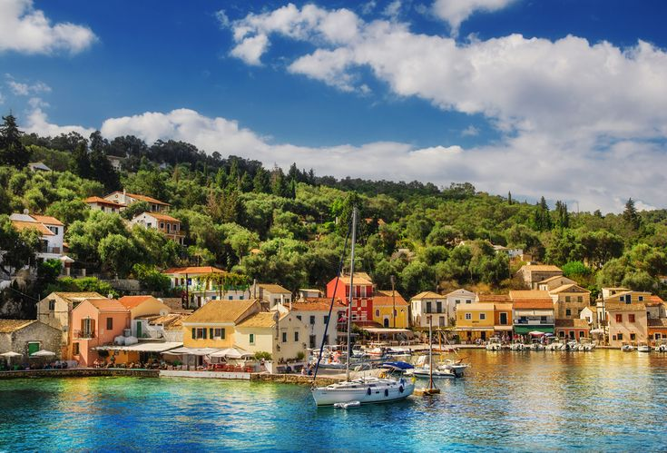 VISIT GREECE| Loggos village in paxos #island #visitgreece #greece