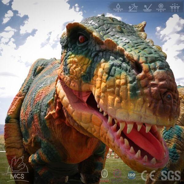 DCTR630-Halloween T-Rex Costume-Real Dinosaur Suit-Mcsdino-Dragon & Dinosaur Costume