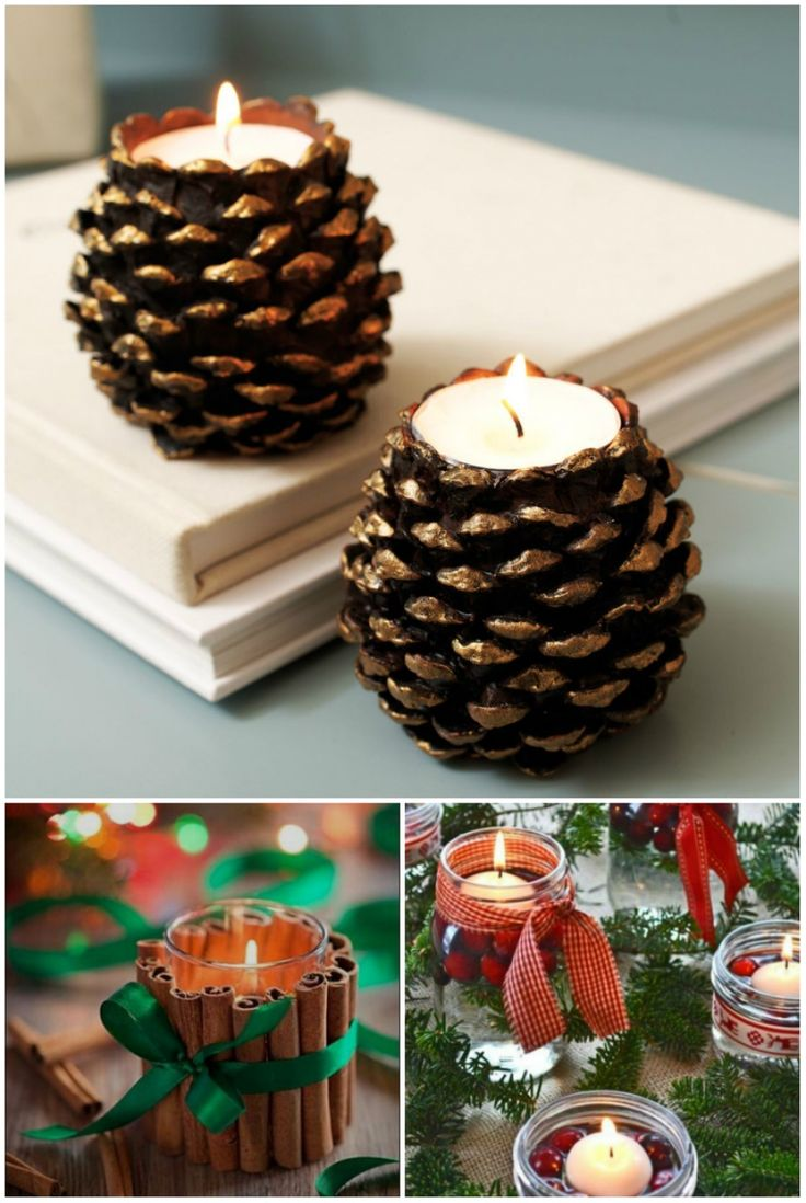 15 inspirational decorations that will bring Christmas and New Year closer