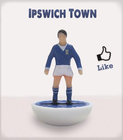 Ipswich Town (1980/81) #subbuteo #edicola