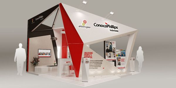 Conoco Phillips by Sigit priyo, via Behance