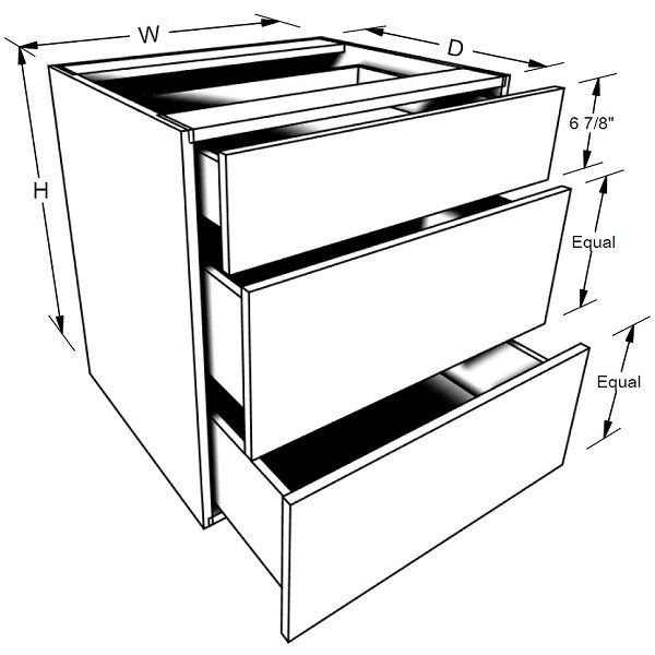 """Unlike our friends and competitors who claim to be custom, a CabinetApp purchaser is able to adjust sizing to an increment of 1/8"""" in all dimensions for the same price. We have redefined mass production to now mean mass customization. http://lnk.al/62pc #CabinetApp #HomeRenovation #Constriuction #CustomeDesign #MillWork #CIM #RTI #CSF #KitchenCabinet #Drawers #Organizers"""
