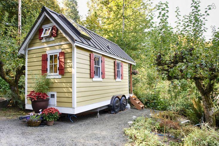 Altijd al willen weten hoe het is om in een klein huisje te wonen? - Roomed | roomed.nl