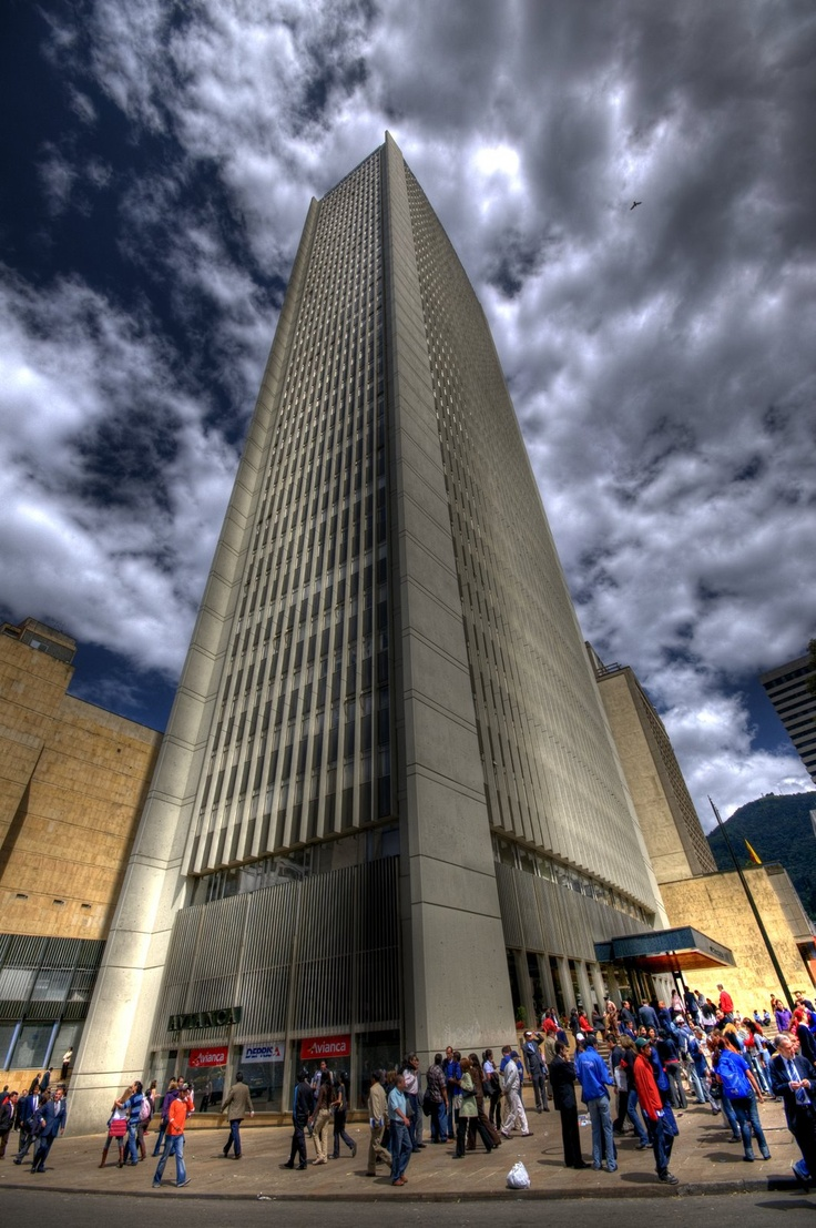 Edificio Avianca. (Cra.7-Cll.14) Costado norte parque Santander. Bogotá - Colombia. Take the elevator to the 23rd floor for the Museo de la Esmeralda