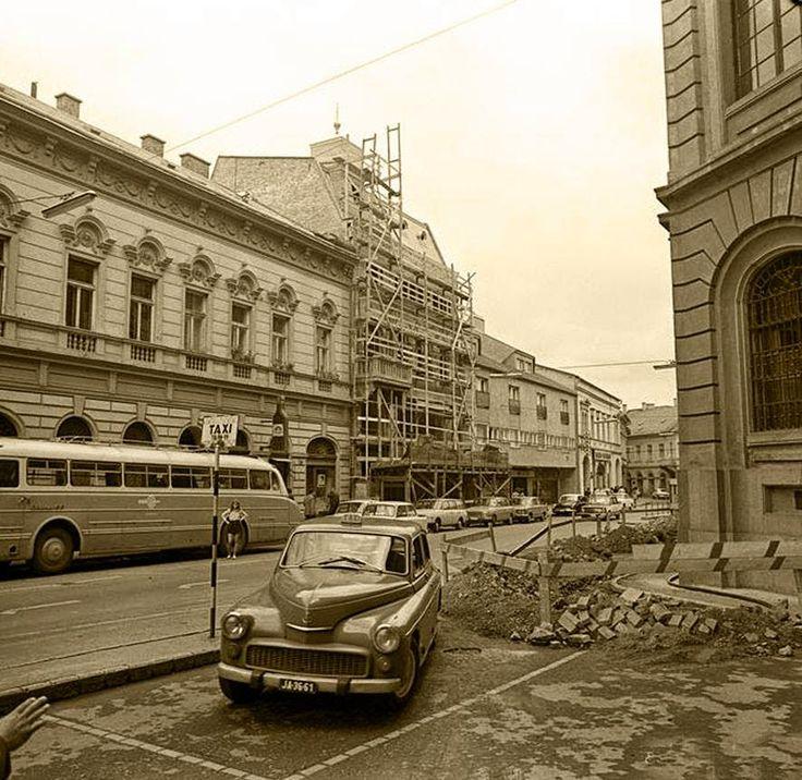 Eger, Bajcsy-Zsilinszky utca