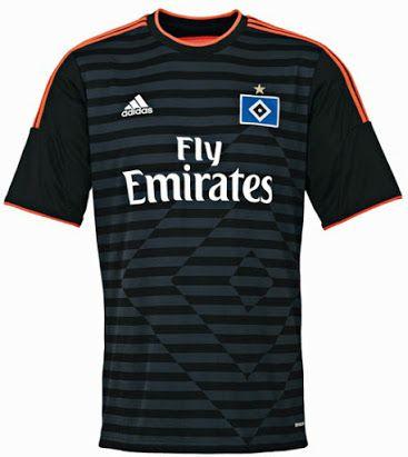 Hamburger SV 14-15 Home love these