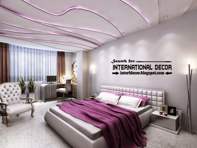modern suspended ceiling lights for bedroom ceiling led lighting ideas bedroom ideas. Black Bedroom Furniture Sets. Home Design Ideas
