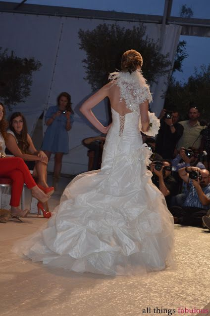 All Things Fabulous: Malta Fashion Week – FARAGÉ Bridal Show
