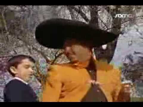 Joselito y Antonio Aguilar singing MALAGUEÑA SALEROSA. Viva Mexico, Viva Espana