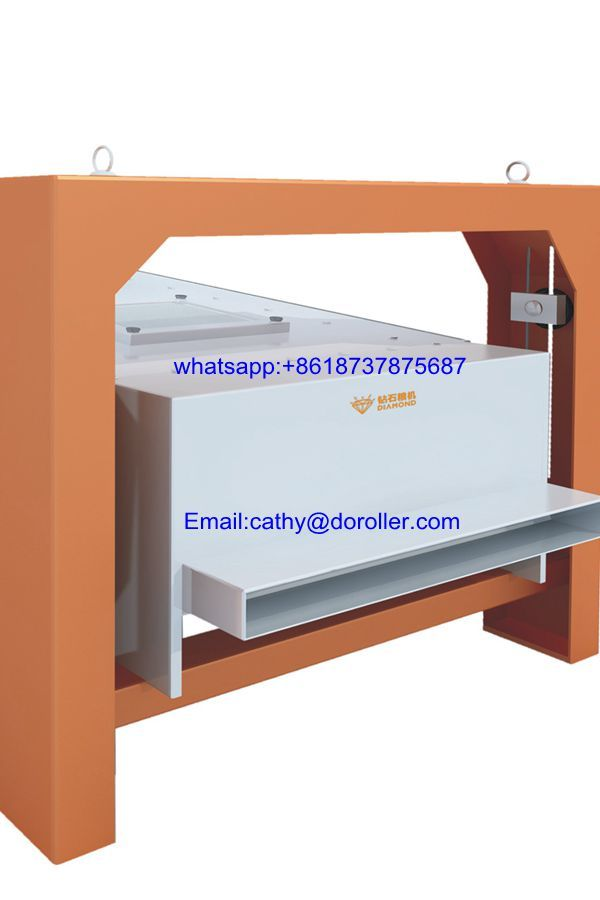 TQLZ vibrating sifter is a kind of cleaning equipment for removing big or small, and light impurities based on different sizes of grain and impurities. It is usually used in pre-cleaning and raw wheat cleaning steps, and it has a wide use with vertical suction duct and self-circulation suction separator