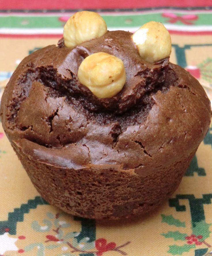 Ma petite cuisine gourmande sans gluten ni lactose: Petits moelleux choco-noisettes sans gluten et sans lactose