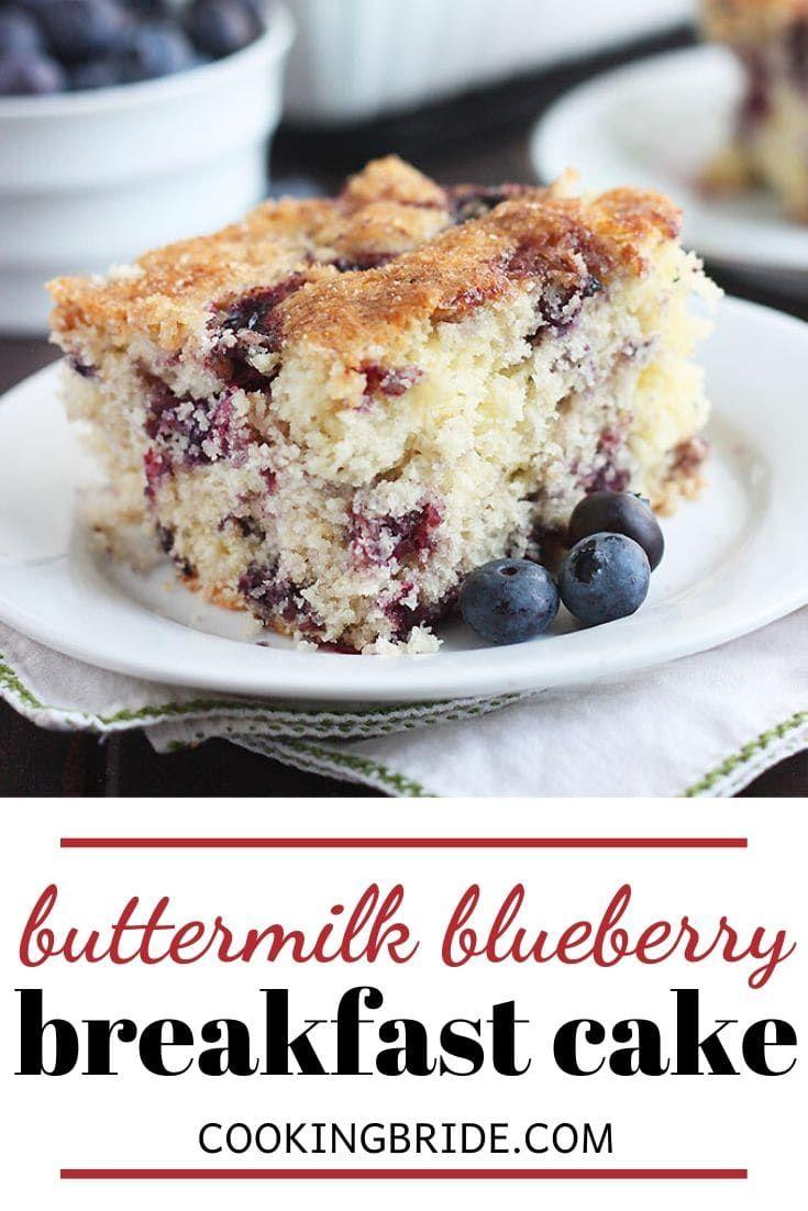 Blueberry Buttermilk Coffee Cake Recipe In 2020 Blueberry Breakfast Cake Breakfast Cake Coffee Cake